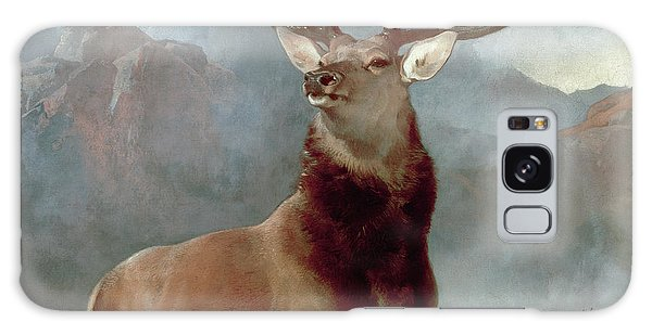 Galaxy Case - Monarch Of The Glen by Sir Edwin Landseer