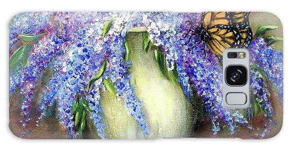Monarch Of The Lilacs Galaxy Case