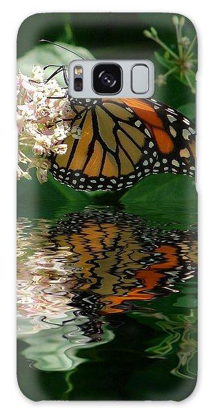 Monarch Reflection Galaxy Case