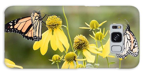 Monarchs Of Wisconsin Galaxy Case