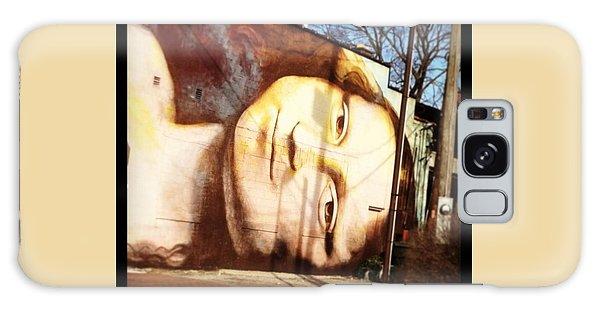 Mona's Facial Expression Galaxy Case