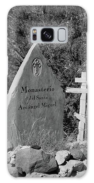 Monasterio Del Santo Arcangel Miguel Galaxy Case