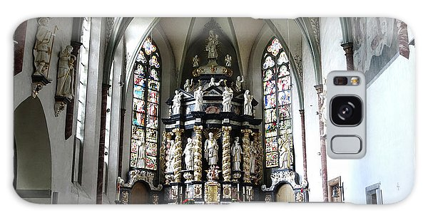 Monastery Church Oelinghausen, Germany Galaxy Case