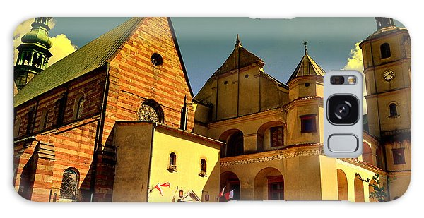 Monastery In The Wachock/poland Galaxy Case