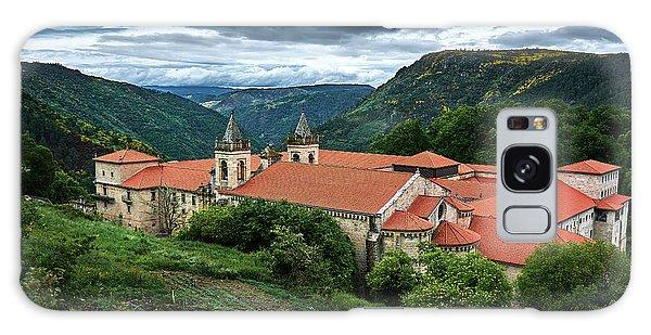 Monastery Of Santo Estevo De Ribas Del Sil Galaxy Case