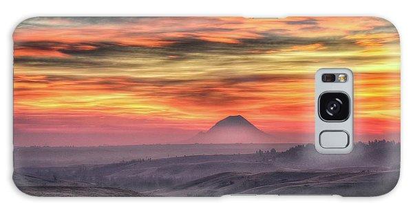 Monet Morning Galaxy Case