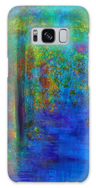 Monet Woods Galaxy Case