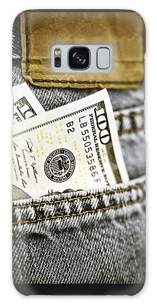 Money Jeans Galaxy Case