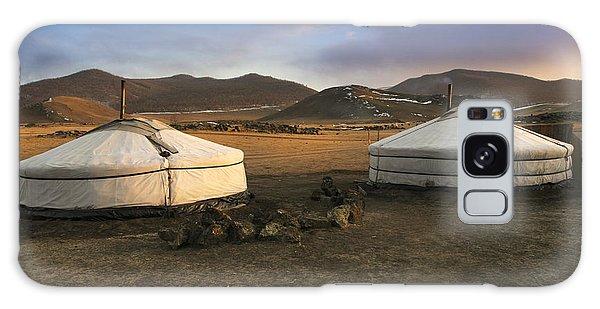 Mongolian Serenity Galaxy Case