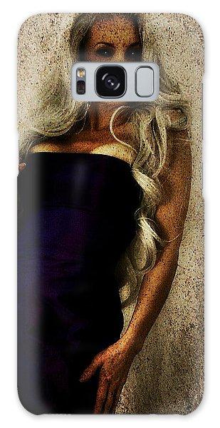Monique 2 Galaxy Case by Mark Baranowski