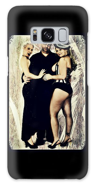Monique, Mark And Ryli Galaxy Case