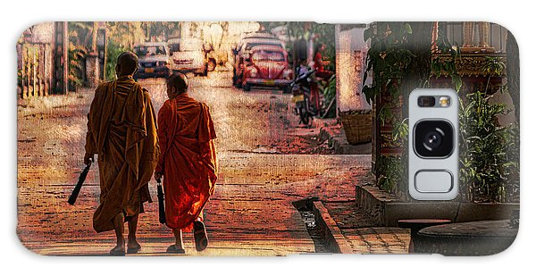 Monk Mates Galaxy Case