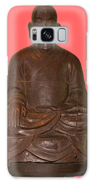Monk Seated Galaxy Case