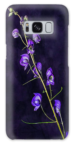Monkshood Version 2 Galaxy Case