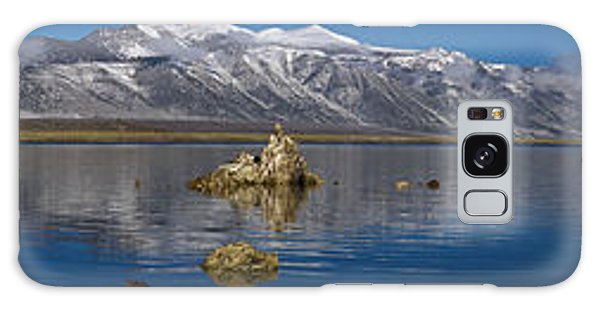 Mono Lake Pano Galaxy Case by Wes and Dotty Weber