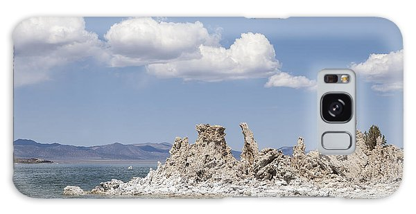 Mono Lake Tufa Towers Galaxy Case