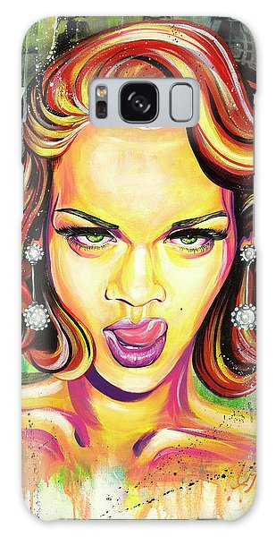 Monroe Gone Bad Galaxy Case