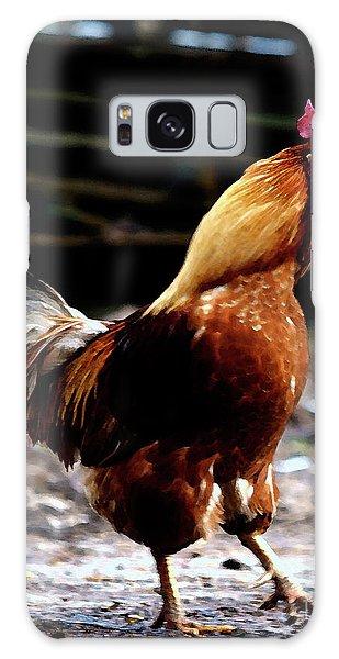 Monsieur Coq  Galaxy Case