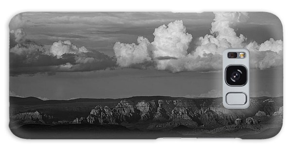 Monsoon Clouds Over Sedona Galaxy Case