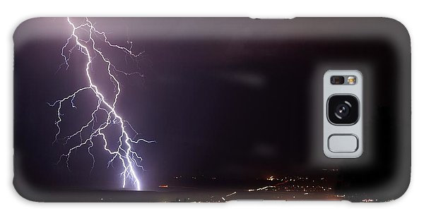 Monsoon Storm Galaxy Case