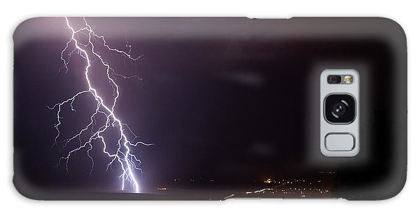 Monsoon Storm Galaxy Case