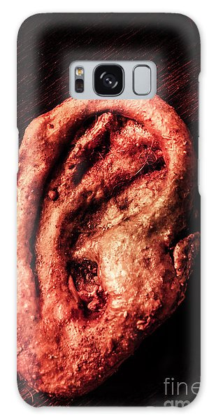 Body Parts Galaxy Case - Monster Donation by Jorgo Photography - Wall Art Gallery