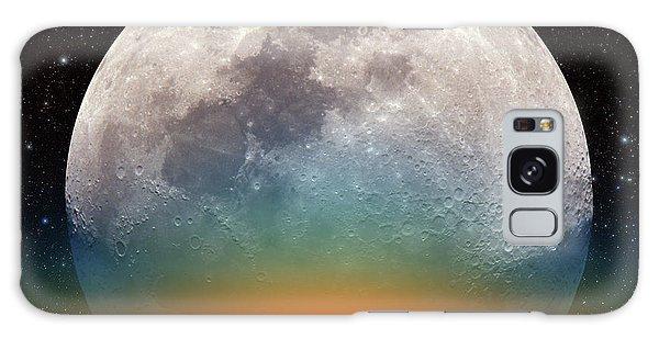 Monster Moonrise Galaxy Case