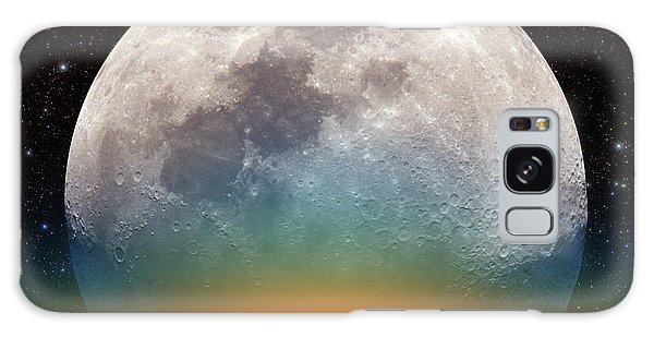 Monster Moonrise Galaxy Case