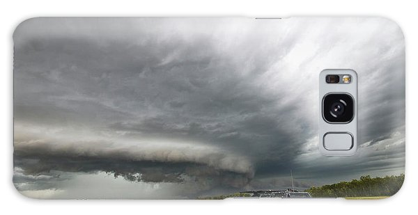 Monster Storm Near Yorkton Sk Galaxy Case