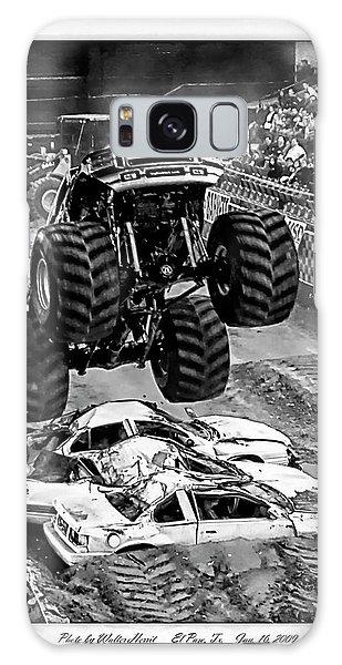 Monster Truck 2b Galaxy Case