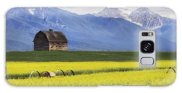 Montana Barn Galaxy Case