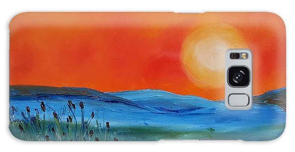 Montana Firery Sunset             49 Galaxy Case