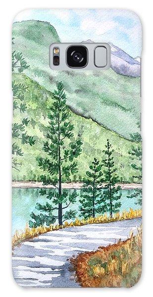 Montana - Lake Como Series Galaxy Case