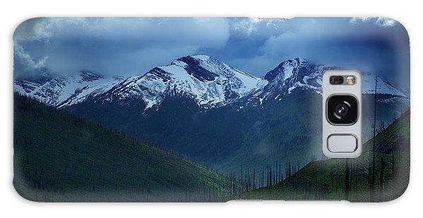 Montana Mountain Vista #2 Galaxy Case