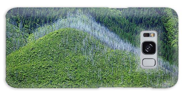 Montana Mountain Vista #4 Galaxy Case