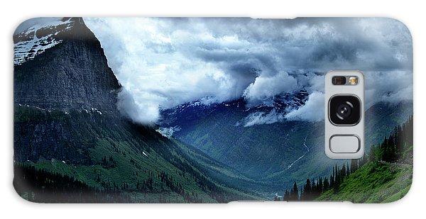 Montana Mountain Vista Galaxy Case