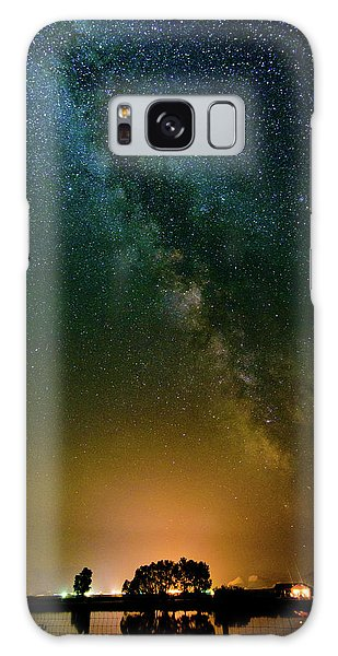 Montana Night Galaxy Case