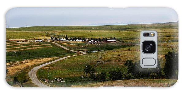 Montana Ranch 3 Galaxy Case