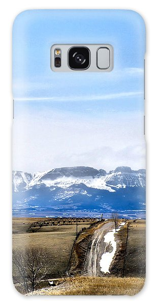 Montana Scenery One Galaxy Case