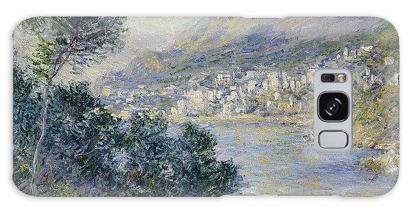 Breeze Galaxy Case - Monte Carlo by Claude Monet