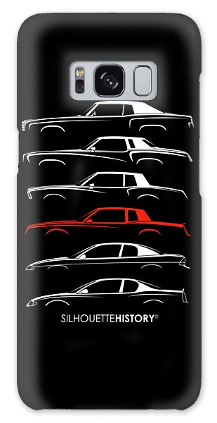 Coupe Galaxy Case - Monte Carlo Sport Silhouettehistory by Gabor Vida