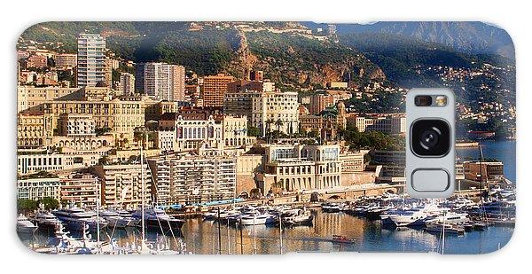 Monte Carlo Galaxy Case