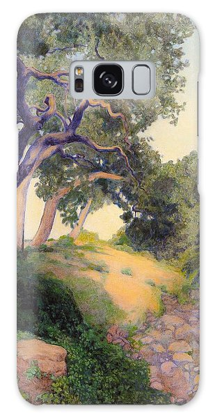 Montecito Dry River Oaks Galaxy Case
