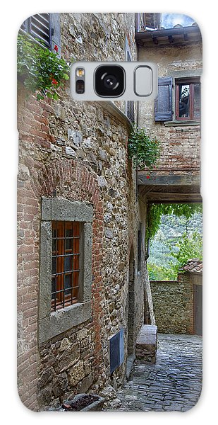 Montefioralle Tuscany 2 Galaxy Case