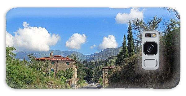 Montemagno Italy Galaxy Case