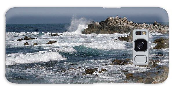 Monterey Coastline Galaxy Case