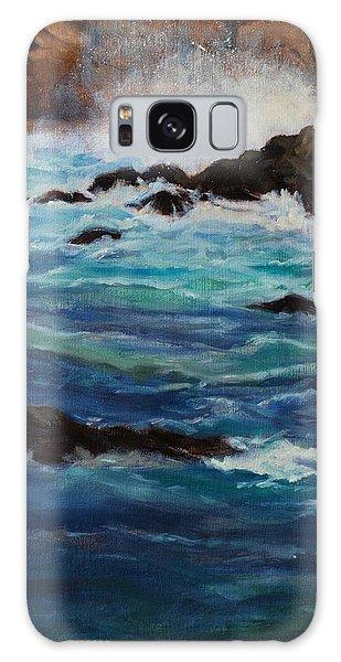 Monterey Wave #2 Galaxy Case