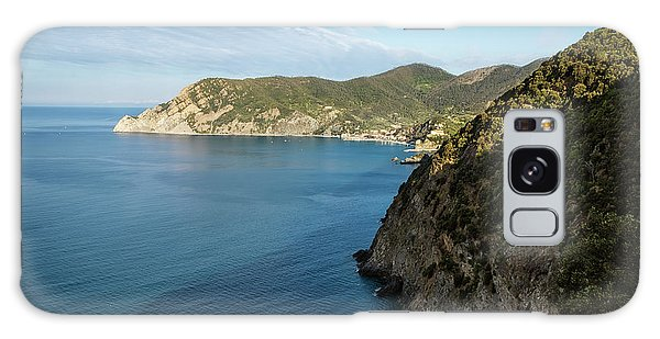 Monterosso And The Cinque Terre Coast Galaxy S8 Case