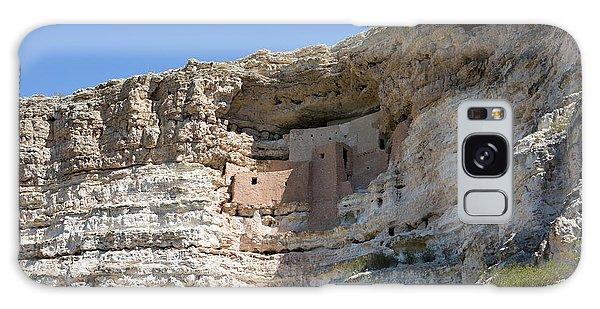 Montezuma Castle National Monument Arizona Galaxy Case