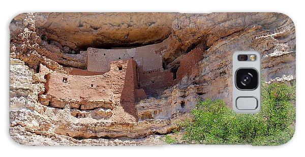 Montezuma's Castle Galaxy Case